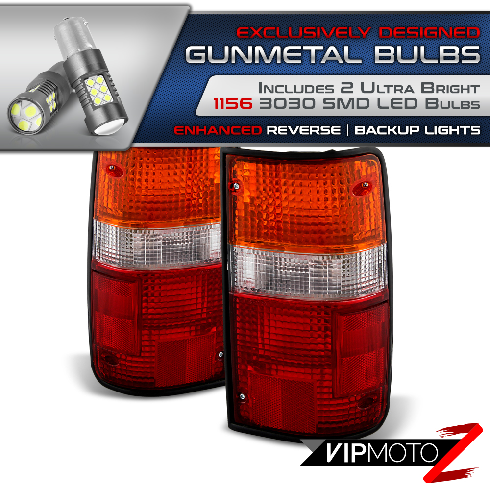 Tail Light Lens Compatible with Toyota Pickup 89-95 Right