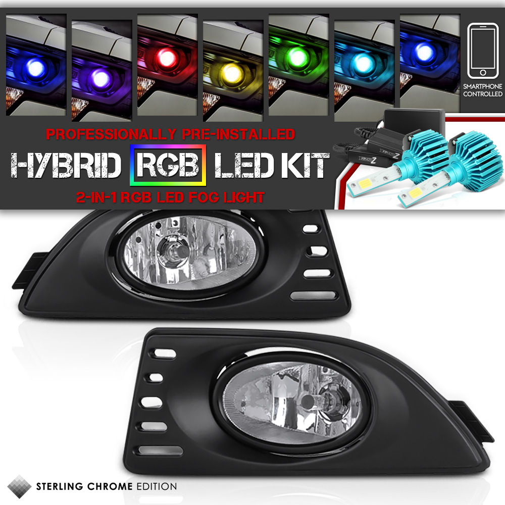 [BUILT-IN FLASHING MULTI-COLOR] 05-07 RSX DC5 K20 VTEC